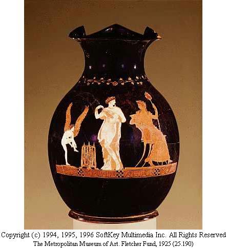 greek vase painting essays